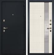 Входная металлическая дверь Лекс 2 Рим Новита Дуб беленый (панель №52)