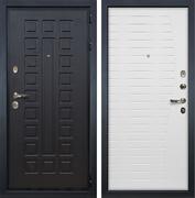 Входная металлическая дверь Лекс Гладиатор 3К Ясень белый (панель №36)