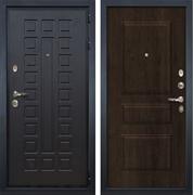 Входная металлическая дверь Лекс Гладиатор 3К Винорит Алмон 28 (панель №60)