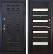 Входная металлическая дверь Лекс Гладиатор 3К Сицилио Венге (панель №51)