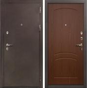 Входная металлическая дверь Лекс 5А Цезарь Береза мореная (панель №11)