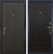 Входная металлическая дверь Лекс 4А Неаполь Mottura Венге (панель №21)