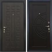 Входная металлическая дверь Лекс 4А Неаполь Mottura Венге (панель №43)