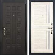 Входная дверь Лекс 4А Неаполь Mottura Баджио Белёный дуб (панель №47)
