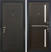 Входная дверь Лекс 4А Неаполь Mottura Баджио Венге (панель №50)