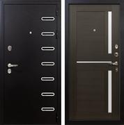 Входная металлическая дверь Лекс Витязь Баджио Венге (панель №50)