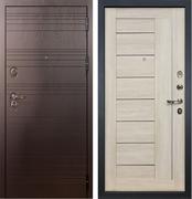 Входная металлическая дверь Лекс Легион Верджиния Ясень кремовый (панель №40)