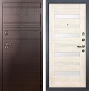 Входная металлическая дверь Лекс Легион Сицилио Белёный дуб (панель №46)