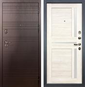 Входная металлическая дверь Лекс Легион Баджио Белёный дуб (панель №47)