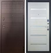 Входная металлическая дверь Лекс Легион Клеопатра-2 Дуб беленый (панель №58)