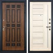 Входная дверь Лекс Гладиатор 3К Винорит Верджиния Белёный дуб (панель №38)