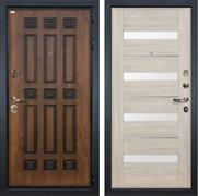 Входная дверь Лекс Гладиатор 3К Винорит Сицилио Ясень кремовый (панель №48)