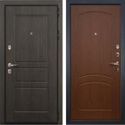Входная стальная дверь Лекс Сенатор Винорит Береза мореная (панель №11)