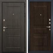 Входная стальная дверь Лекс Сенатор Винорит Алмон 28 / Алмон 28 (панель №60)
