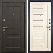 Входная стальная дверь Лекс Сенатор Винорит Верджиния Белёный дуб (панель №38)
