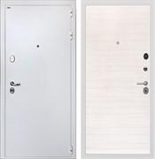 Входная стальная дверь Интекрон Колизей White (Белая шагрень / Дуб Сильвер)