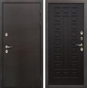 Входная дверь с терморазрывом Лекс Термо Сибирь 3К Венге (панель №21)