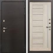 Дверь с терморазрывом Лекс Термо Сибирь 3К Верджиния Ясень кремовый (панель №40)