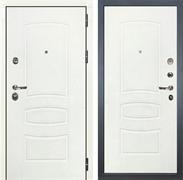 Входная дверь Лекс Сенатор 3К Шагрень белая (№68 Шагрень белая)