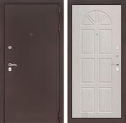 Входная металлическая дверь Лабиринт Классик 15 (Антик медный / Алмон 25)