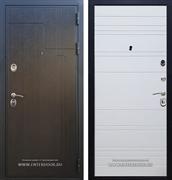 Входная металлическая дверь Армада Премиум 246 (Венге / Белый софт)