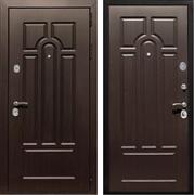 Входная металлическая дверь Армада Эврика 3К (Венге / Венге)