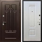 Входная металлическая дверь Армада Эврика 3К ФЛ-2 (Венге / Лиственница беж)