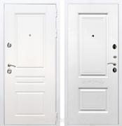 Входная металлическая дверь Армада Премиум Н Смальта 04 (Белый / Белый)
