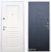 Входная металлическая дверь Армада Премиум Н ФЛ-289 (Белый / Ясень чёрный)