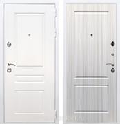 Входная металлическая дверь Армада Премиум Н ФЛ-117 (Белый / Сандал белый)