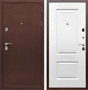 Входная металлическая дверь Армада 5А Смальта 04 (Медный антик / Белый силк сноу)