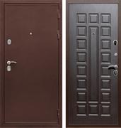 Входная металлическая дверь Армада 5А ФЛ-183 (Медный антик / Венге)