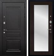 Входная металлическая дверь Армада Лондон с Зеркалом Пастораль (Венге / Венге)
