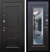 Входная металлическая дверь Армада Лондон с Зеркалом (Венге / Венге)
