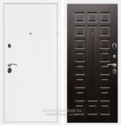 Входная металлическая дверь Армада 5А ФЛ-183 (Белая шагрень / Венге)