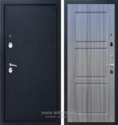 Входная металлическая дверь Армада 3 ФЛ-3 (Черный крокодил / Сандал серый)