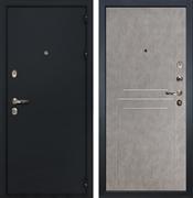 Входная металлическая дверь Лекс 2 Рим Бетон серый (панель №81)