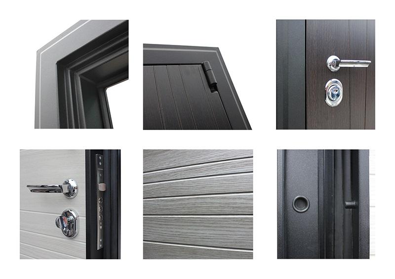 Входная металлическая дверь АСД NEXT-2